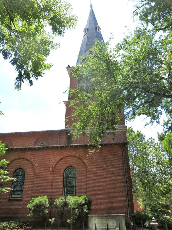 церковь св. Анны