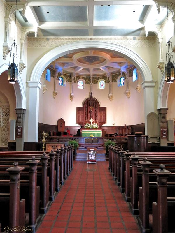 церковь св. Анны, Аннаполис