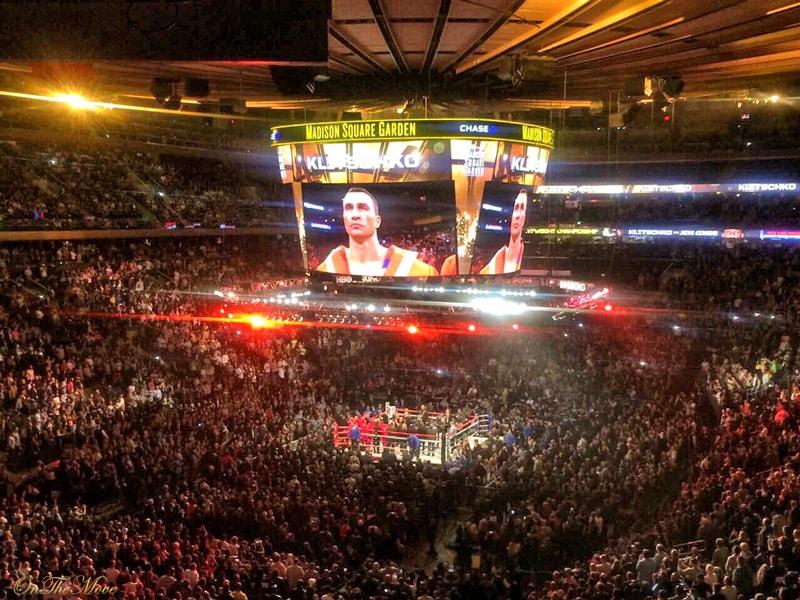 NY box Klitshko Jennings
