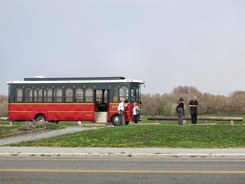 Newport-Rhode_Island-trolley