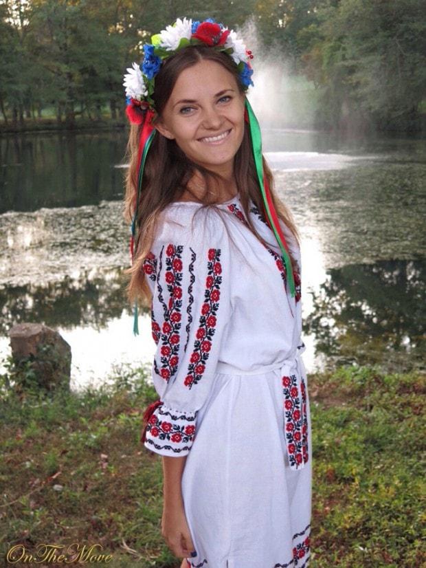 ukrainian, українка
