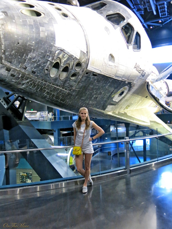 Kennedy space center NASA, Atlantis