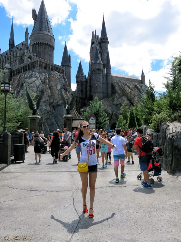 Universal studios (Islands of adventure)