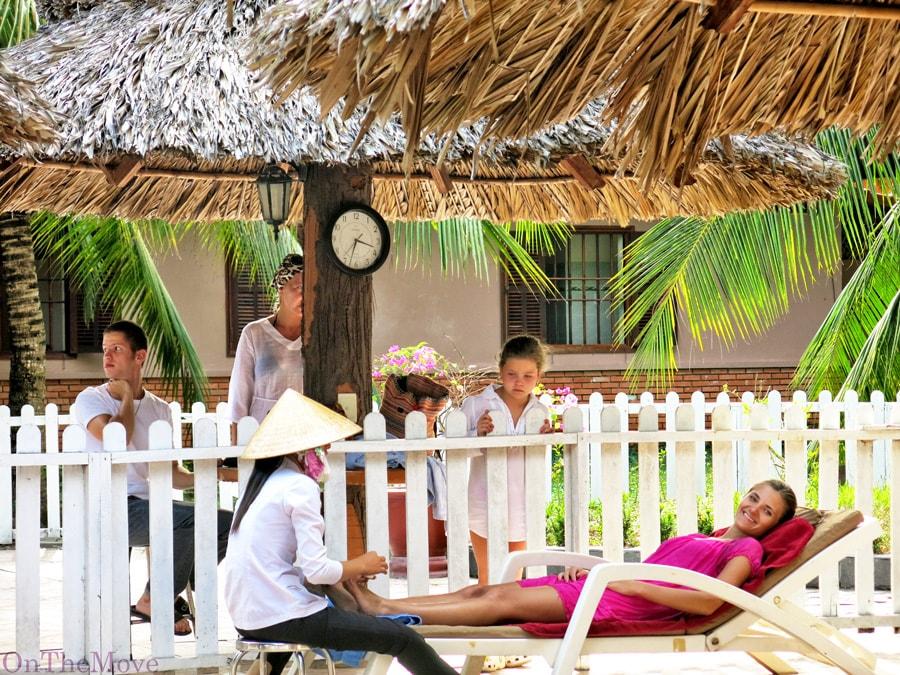 Вьетнам, relax