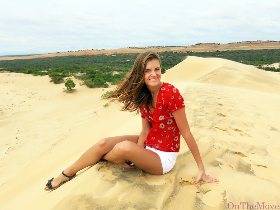 белые дюны, white dunes, vietnam, вьетнам